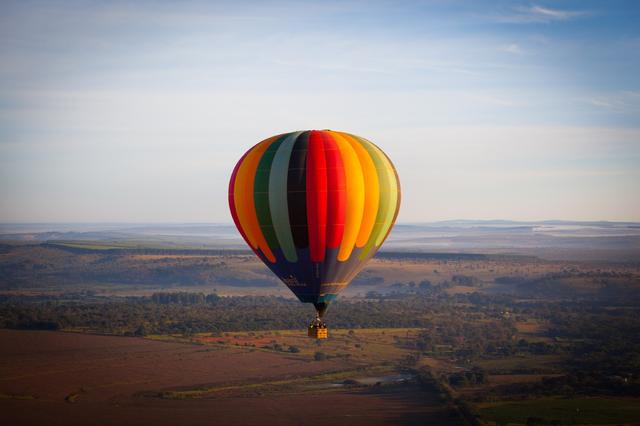 Ballon-ride