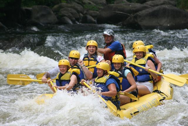 Rafting-in-Umbrien