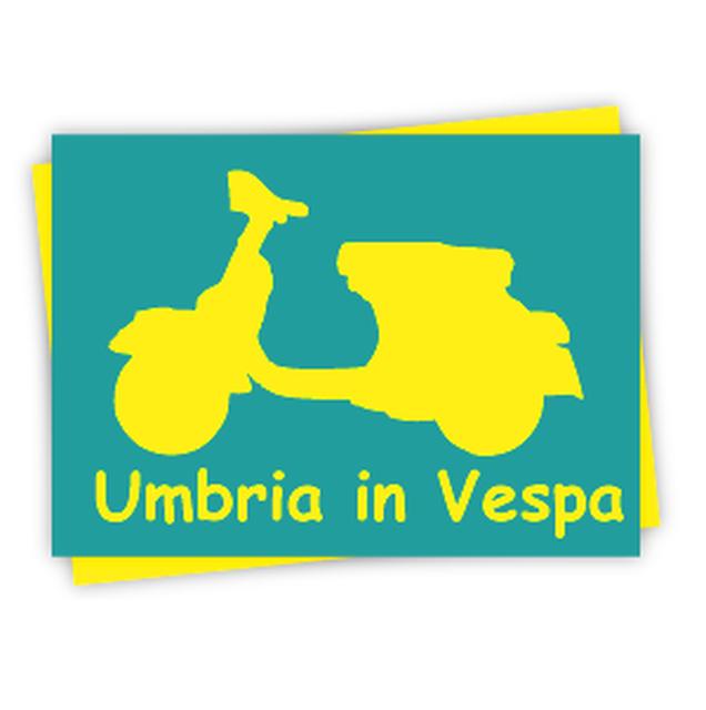 Umbría-en-Vespa